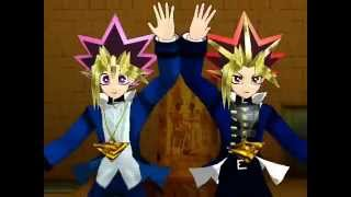 【MMD】Butterfly on Your right shoulder【yugioh!】yami