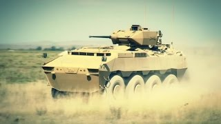 getlinkyoutube.com-FNSS - Pars 8X8 Infantry Fighting Vehicle Live Firing Tests [1080p]