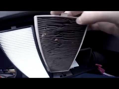 Hyundai getz чистка вентилятора печки и замена фильтра