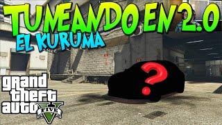 """getlinkyoutube.com-GTA 5 TUNEANDO EN 2.0 """"EL KURUMA"""" NO ME DECIDO, ME GUSTAN TODOS LOS COLORES! xFaRgAnx"""