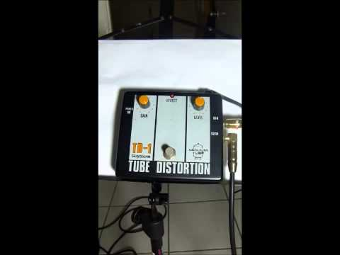 Guyatone TD-1 Tube Distortion Guitar Pedal