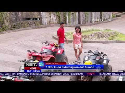 The Sila's Agrotourism, Hadirkan Beragam Wahana Permainan di Bedugul, Bali NET12