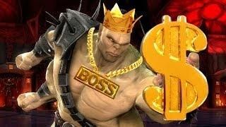 getlinkyoutube.com-Mortal Kombat Komplete Jackpot Machine Goro xD
