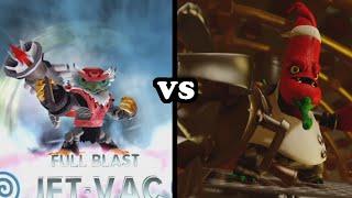 getlinkyoutube.com-Skylanders Trap Team - S3 Full Blast Jet-Vac VS Chef Pepper Jack