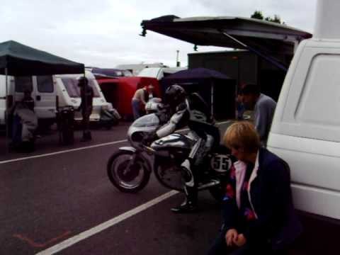 Cadwell Park sept 09 'going out'