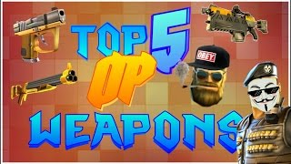 | Respawnables | Top 5 Most OP Weapons In Respawnables !!! June 2016