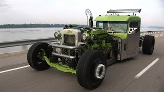 BAD A$$ Custom Peterbilt HOT ROD SEMI