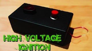 getlinkyoutube.com-How To: Make a $10 400kV Ignition Circuit