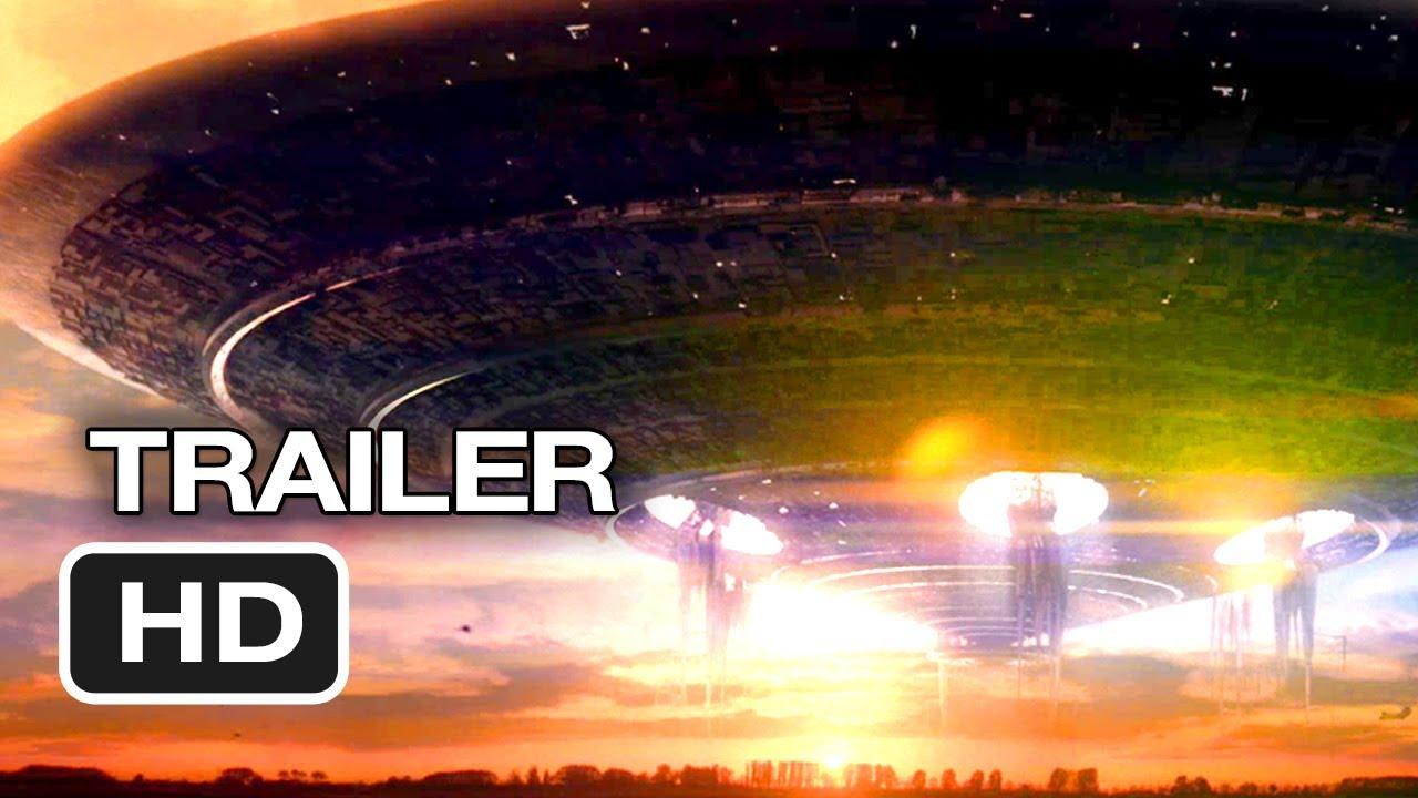 A photo of Alien Uprising Official Trailer #1 (2013) - Jean-Claude Van Damme Movie HD