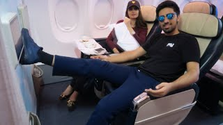 getlinkyoutube.com-Goodbye Dubai, Hello Business Class !!!