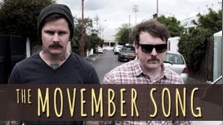 "The Movember Song - Derick Watts & The Sunday Blues (Carly Rae Jepsen - ""Call Me Maybe"" Parody)"