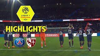 Paris Saint-Germain - FC Metz (5-0) - Highlights - (PARIS - FCM) / 2017-18