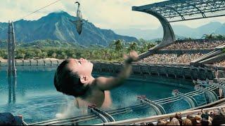 getlinkyoutube.com-Jurassic Baby World - Jurassic World Parody with BABIES!