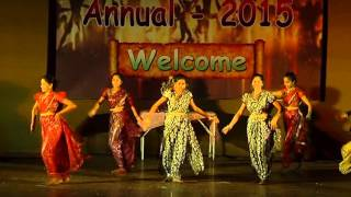 getlinkyoutube.com-majhya dolyatil kajal choreography @ Miraacle Dance & Fitness Centre...