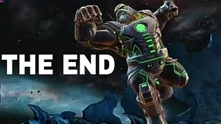Marvel Contest Of Champion: Act 4 Chapter 4- Maestro Final Boss Fight (Ending) Game over