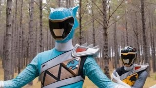 getlinkyoutube.com-Power Rangers Dino Charge - Early hiatus for Episode 9? Has the Aqua Ranger been cast?
