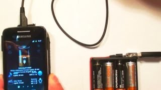 getlinkyoutube.com-Jak Zrobić Przenośną Ładowarkę Do Telefonu / How To Make Portable USB Charger