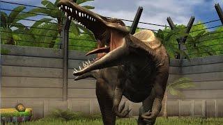 getlinkyoutube.com-Jurassic World - The Game - Suchomimus