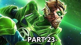 getlinkyoutube.com-Arkkis Chummuck Challenge All Battles Gameplay Part 23 | DC Legends