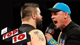 getlinkyoutube.com-Top 10 WWE Raw moments: June 1, 2015