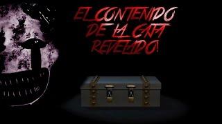 SCOTT REVELA EL CONTENIDO DE LA CAJA!!-EL SECRETO DE FIVE NIGHTS AT FREDDYS 4!