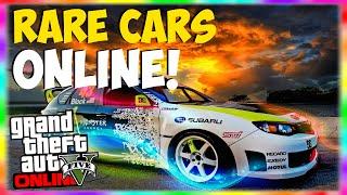 """getlinkyoutube.com-GTA 5 FREE RARE CARS: """"9 Rare Car Locations Online"""" 9 Rare Storable Cars! """"GTA 5 Rare Cars Online"""""""
