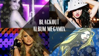 getlinkyoutube.com-Britney Spears: Blackout Megamix