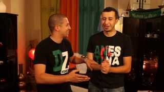getlinkyoutube.com-Les podcast En Algérie , Anes Tina avec DZjoker