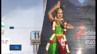 Classical dance in State School Youth Festival 2014
