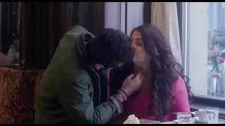 Aishwarya rai hot scenes , all kisses