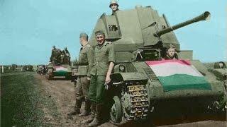 getlinkyoutube.com-Hungarian Tanks & Armored Vehicles : 1918 to 1945 - World War II (WoT)