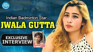 getlinkyoutube.com-Indian Badminton Star Jwala Gutta Exclusive interview || Talking Sports with iDream