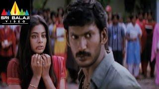 Bhayya Telugu Movie Part 6/11   Vishal, Priyamani   Sri Balaji Video