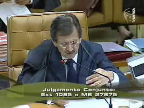 Voto do ministro Peluso no caso Battisti - parte 4 (9/20)