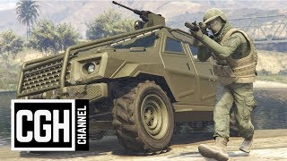 getlinkyoutube.com-How to Look Like a Soldier in GTA 5