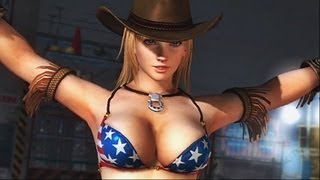 getlinkyoutube.com-Dead or Alive 5 - Story Mode - Gameplay Walkthrough Part 1 - Kasumi, Ayane, Kokoro & Mila (DoA3)