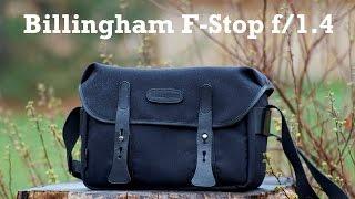 getlinkyoutube.com-Photo:  Billingham F-Stop f/1.4 Camera Bag Review
