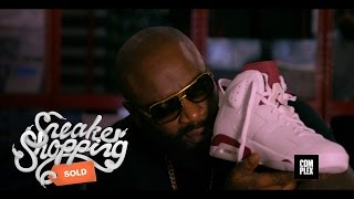 getlinkyoutube.com-Rick Ross goes Sneaker Shopping with Complex