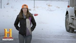 getlinkyoutube.com-Ice Road Truckers: The New Recruit (Season 10) | History