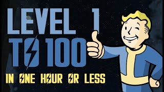 getlinkyoutube.com-FALLOUT 4 Level 100 UNDER 45 Mins EXTREMELY FAST & EASY |WORKING FEB. 2017 :D | XBOX ONE, PS4, PC