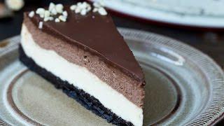 getlinkyoutube.com-Nutella Cheesecake Recipe