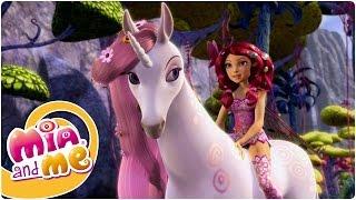 getlinkyoutube.com-Mia and me - Season 1 Episode 1 - Talking to Unicorns (Clip2)