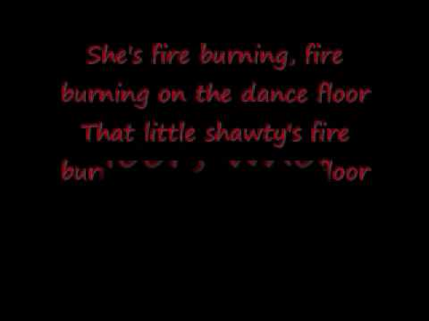 Fire Burning On The Dance Floor Lyrics