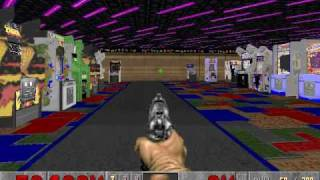 "getlinkyoutube.com-""Old school"" Doom WAD mod (A must see)"