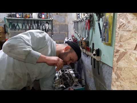 Замена направляющих втулок клапанов и немного о поддельных запчастях