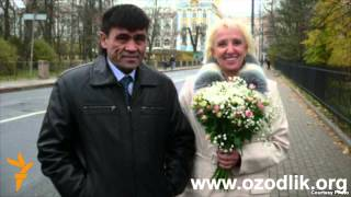 """getlinkyoutube.com-Ўзбек Боймурод """"Жимми"""" """"Зита""""сини Питердан топди"""