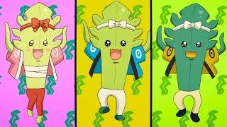getlinkyoutube.com-Meet the Yo-kai | Dancing Trio