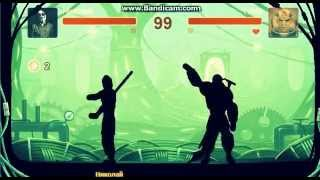"getlinkyoutube.com-Бой С Тенью : Босс ""Титан"" + Меч / Shadow Fight : Boss ""Titan"" + Sword"