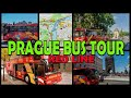 PRAGUE CITYSIGHTSEEING Bus Tour - Red Line (4K)