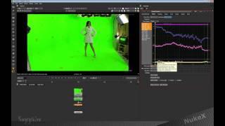 getlinkyoutube.com-Nuke. Урок №11. NukeX: Camera tracking
